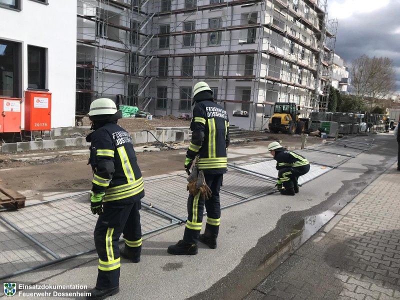 Hilfeleistung vom 10.03.2019  |  Feuerwehr Dossenheim (2019)