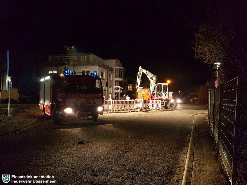 Hilfeleistung vom 12.02.2019     Feuerwehr Dossenheim (2019)