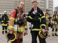 Firefighter Stairrun Berlin 2016